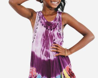 African Princess Sundress