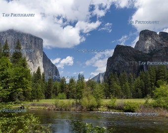 Yosemite Wall Art - El Capitan Wall Art - Nature Photography - Yosemite National Park