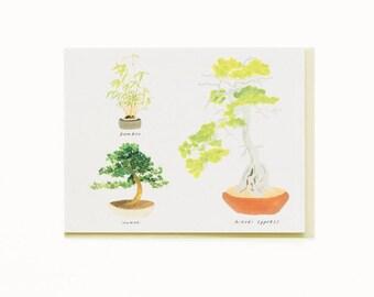 Bonsai 4 Card