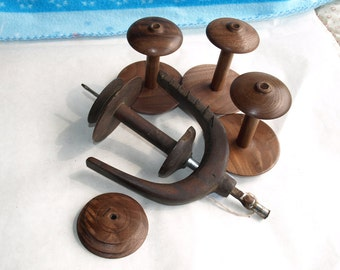 Bobbin for YOUR Spinning Wheel -- July Make Day