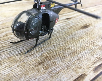 1/72 OH-6A Cayuse Observation Helicopter