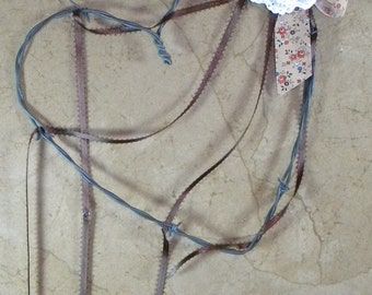 Barbed Wire Heart Decoration