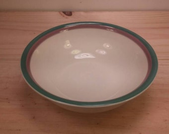 Pfaltzgraff Vintage Excellent Condition Salad or Cereal Bowl from the Juniper Series