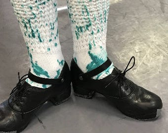 Extra Large tye dye socks