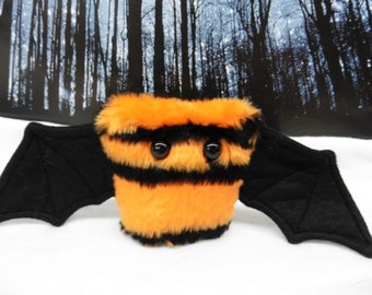 Streak The Scrappy Bat Stuffed Animal, Plush