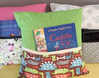 Reading Pillow Cover