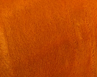 Solid Cuddle Pumpkin from Shannon Fabrics