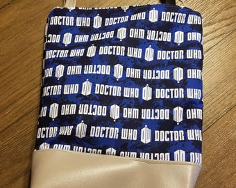 Dr. Who Tote