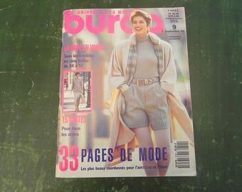 Magazine September 1993 BURDA