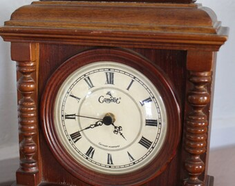Camalot Mantel Clock - German Movement- Made in Thialand