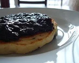Blueberry Jam, Downeast Wild Maine Blueberries Homemade