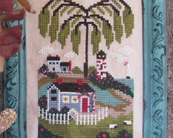 NEW By the Bay Needleart Bayside Bungalow