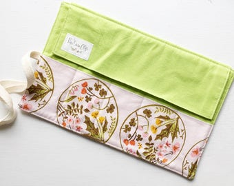Shorty Pen Roll // Tiger Lily by Heather Ross