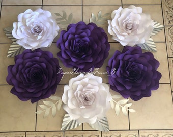 Set of 6 Roses