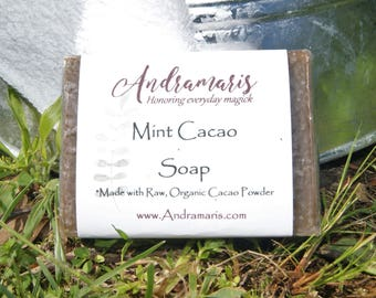 Mint Cacao Soap (A.K.A Curtis Special)