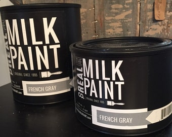 Real Milk Paint  -  French Gray
