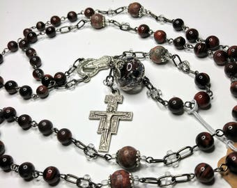 The Precious Blood of Jesus Rosary