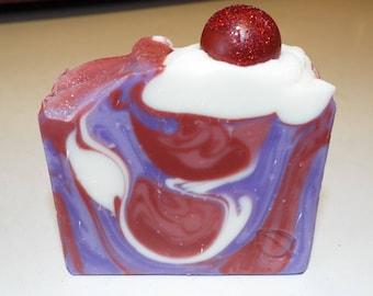 Cranberry Fig artisan soap