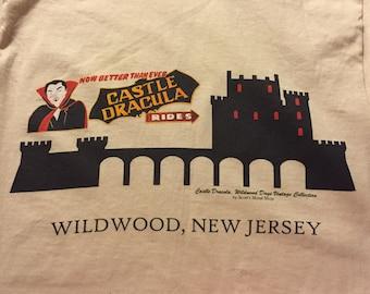 Castle Dracula Wildwood Tee-Shirt