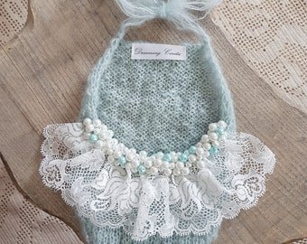 Newborn Girl Photo Outfit, Baby Girl Photo Prop, Baby Photo Props, Infant Props, Baby Girl Photography Props, Newborn Photo Props, Props