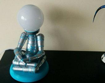 Lotus Robot Lamp