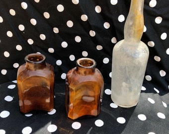 Vintage Medicine Bottles