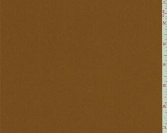 Rust Orange Microfiber Twill, Fabric By The Yard