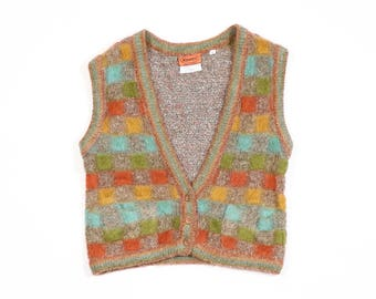 MISSONI - Mohair sleeveless top