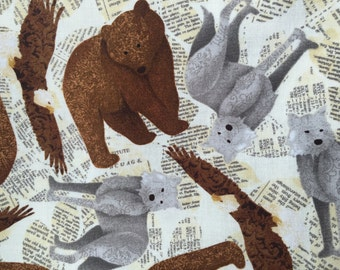 Woodland Crib Bedding SALE, Woodland Crib Sheet, Baby Blanket, Bears, Wolves, and Eagles, Rustic Nursery, North Woods Baby, Sale Baby Gift