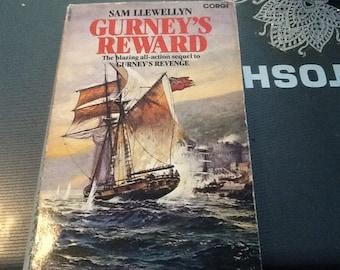 Sam Llwewellyn Gurney's Reward