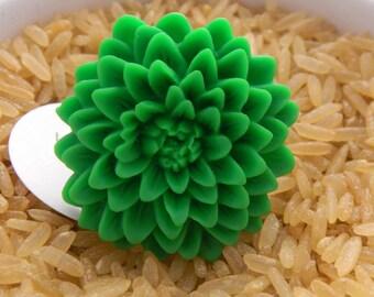 Meadow Green Chrysanthemum