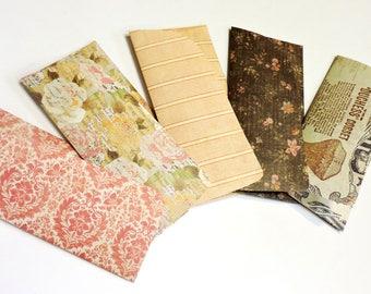 Cash Envelope System, Paris Chic Floral Money Gift Envelopes, Decorative Patterned Savings Envelopes, Budget Paper Pouches itsyourcountry