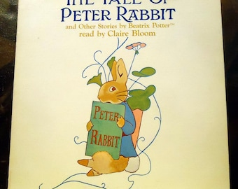 Beatrix Potter The Tale of Peter Rabbit and Other Stories by Beatrix Potter read by Claire Bloom