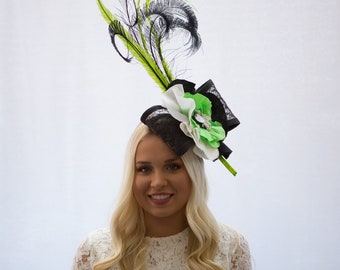 Kentucky Derby Fascinator -  BR2018-018