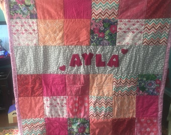 Name Quilt