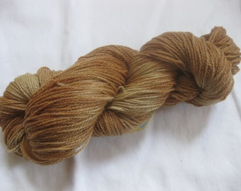 Naturally Dyed Sock/Fingering Weight Yarn - Fall Harvest