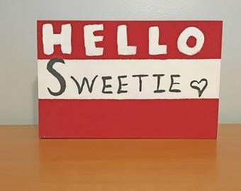 Doctor Who - Hello Sweetie - Giftbox