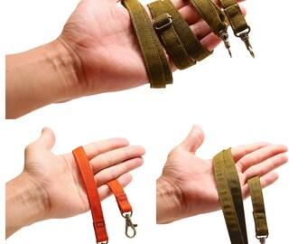 Handgemachte Schulter, Hals oder Handgelenk Riemen für Münze Geldbeutel oder Beutel