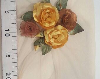 Hanmade 3D flower #12