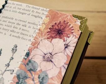 A Gardeners Notebook - Hand made & Hand bound beautiful Journal!