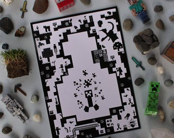 Minecraft Print