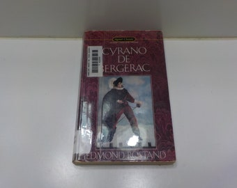 1972 Afterword Copyright, Cyrano De Bergerac (25) Edmond Rostand, Heroic Comedy In Five Acts