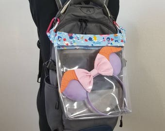 Alice Inspired Mickey Ear Bag
