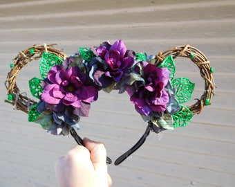 Haunted Mansion Inspired Mouse Ears