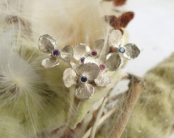 Orchid Bloom Studs