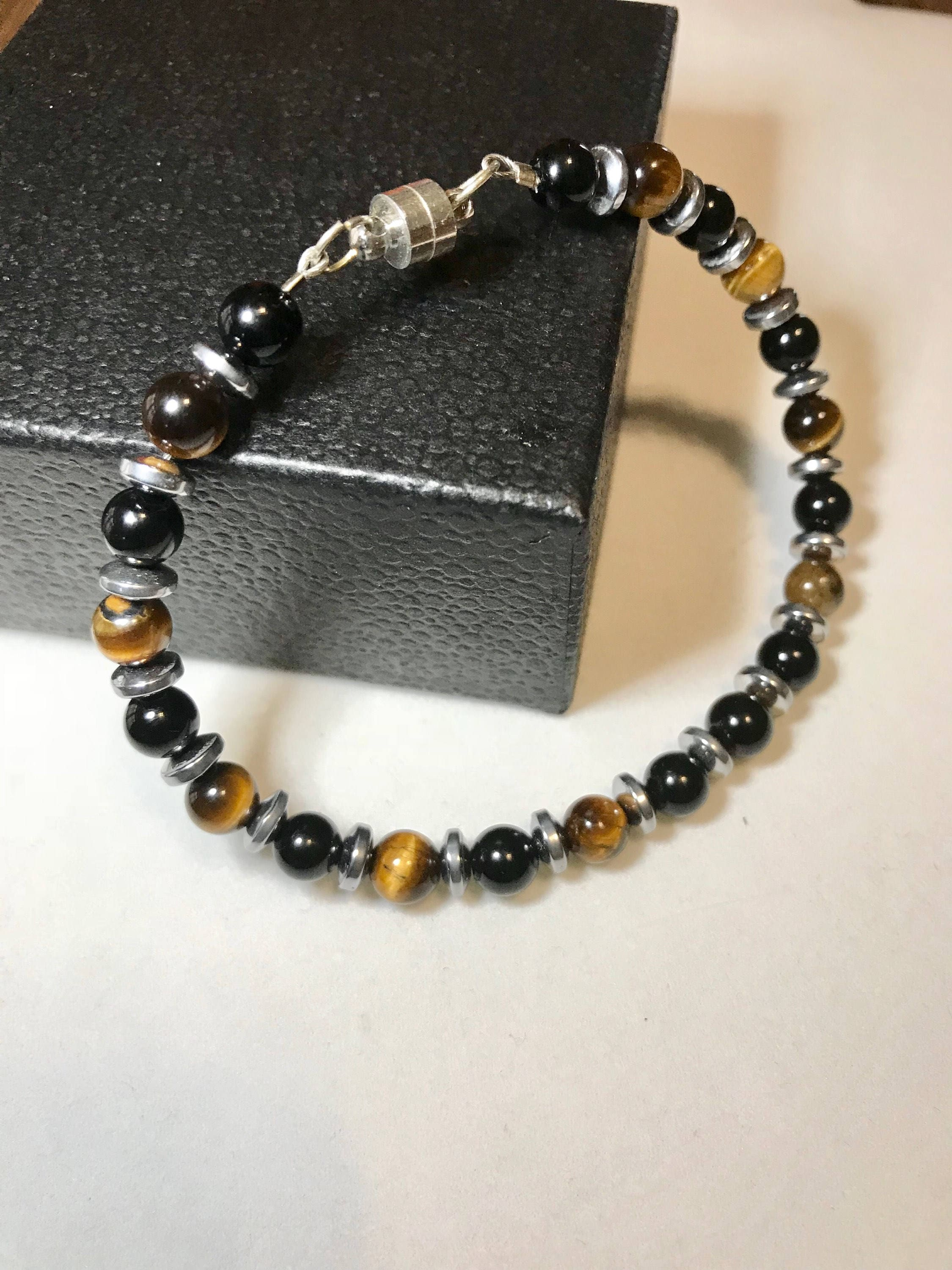 stone products lava and bracelet diffuser gemstone tigers tiger moonlily wellness eye