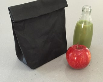 Washable Paper Lunch Sack Lunch Bag Eco Bag Paper Bag Washable paper bag Eco Product Packaging