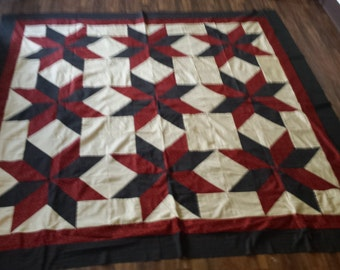 Full size Americana quilt