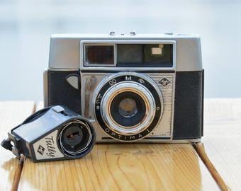 Agfa Optima I vintage 35mm viewfinder film camera