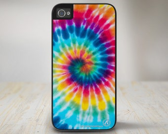 "Tie Dye   Case, Tie Dye iPhone Case, Tie Dye iPhone Case Protective Tie Dye Phone Case ""Tie Dye""  50-615"